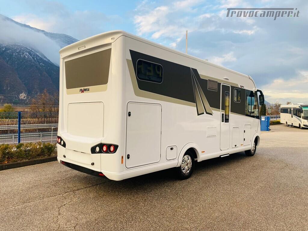 Motorhome Frankia I 740 BD nuovo  in vendita a Trento - Immagine 2