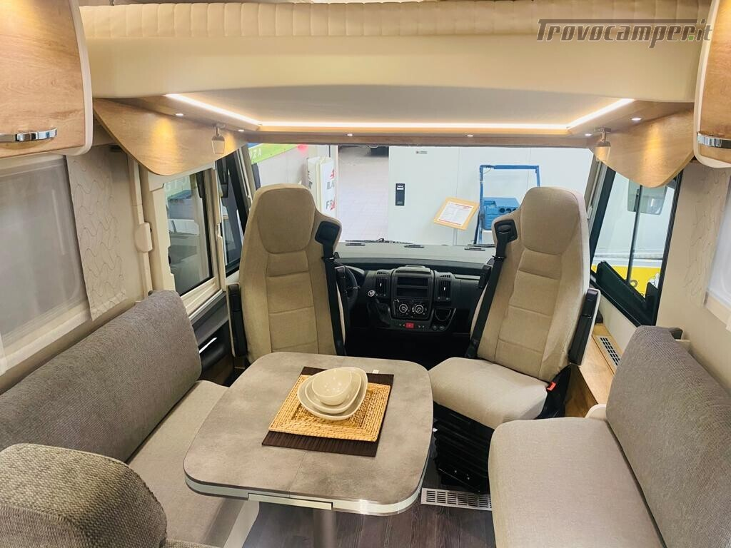 Motorhome Frankia I 740 BD nuovo  in vendita a Trento - Immagine 6