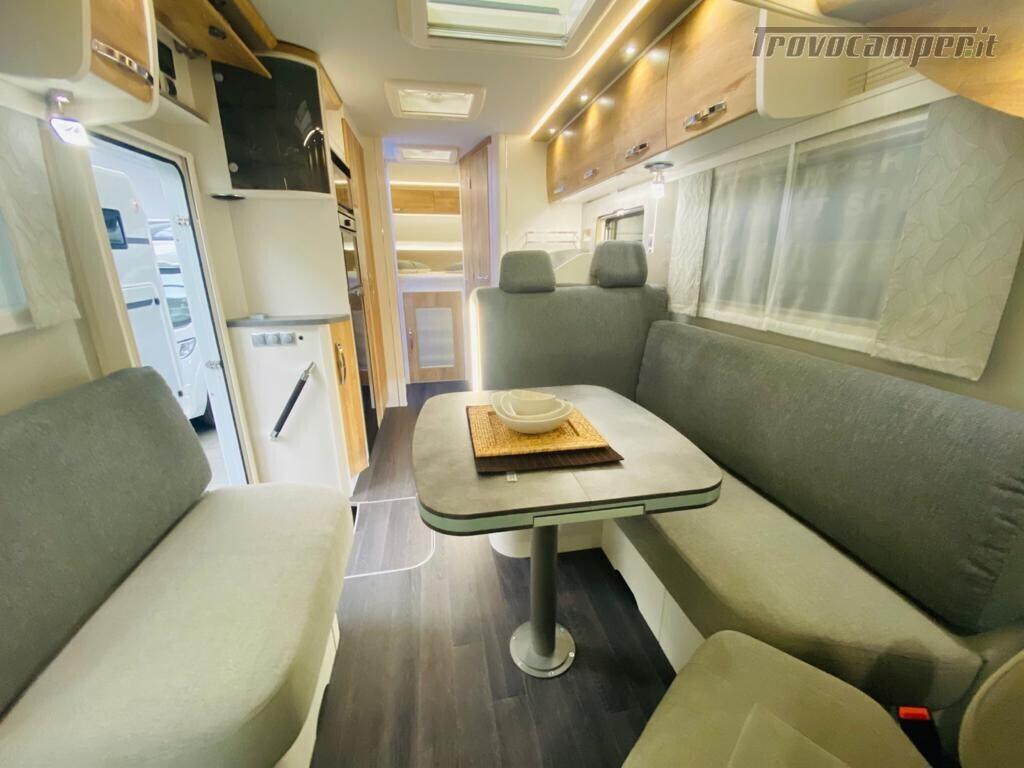 Motorhome Frankia I 740 BD nuovo  in vendita a Trento - Immagine 7