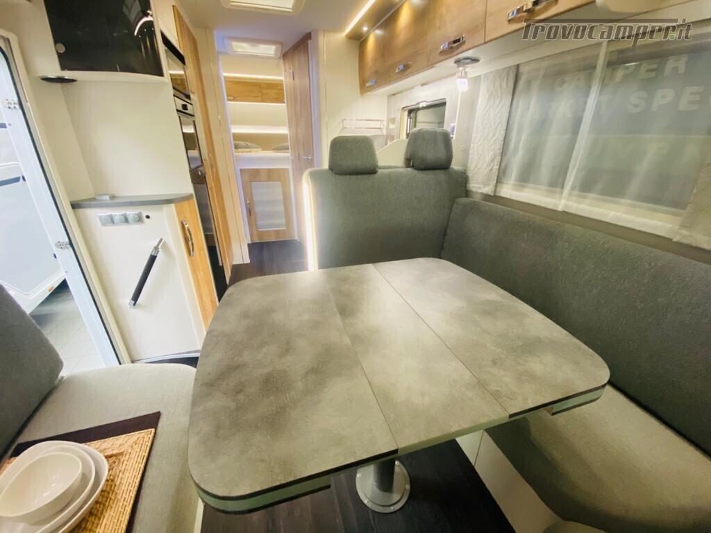 Motorhome Frankia I 740 BD nuovo  in vendita a Trento - Immagine 9