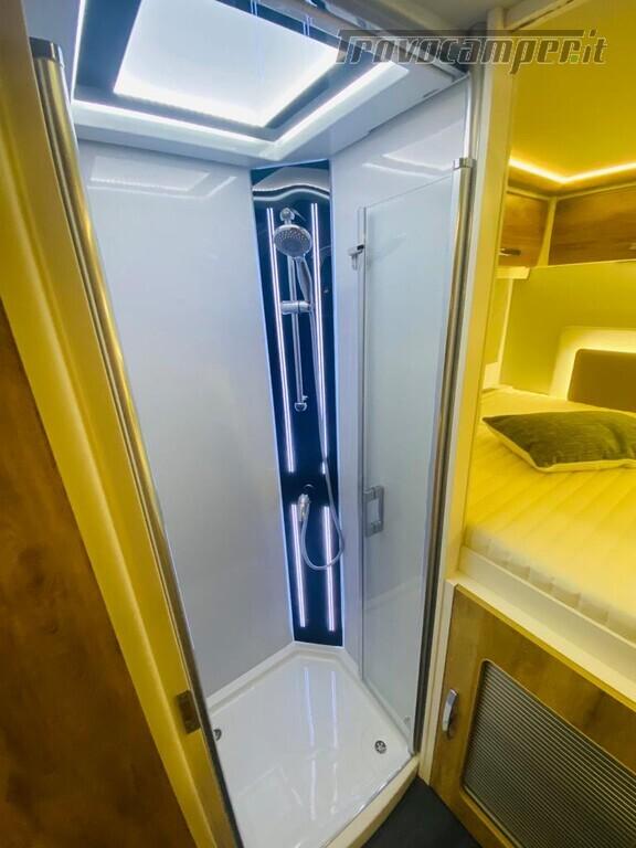 Motorhome Frankia I 740 BD nuovo  in vendita a Trento - Immagine 14