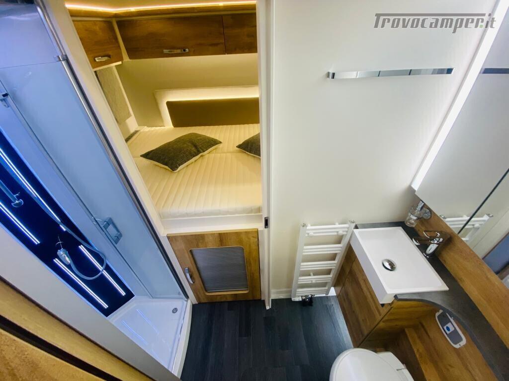 Motorhome Frankia I 740 BD nuovo  in vendita a Trento - Immagine 18