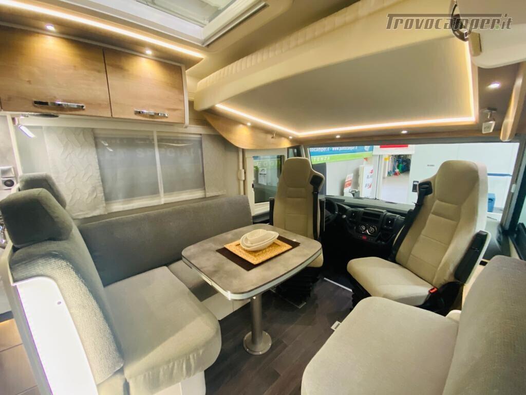 Motorhome Frankia I 740 BD nuovo  in vendita a Trento - Immagine 19