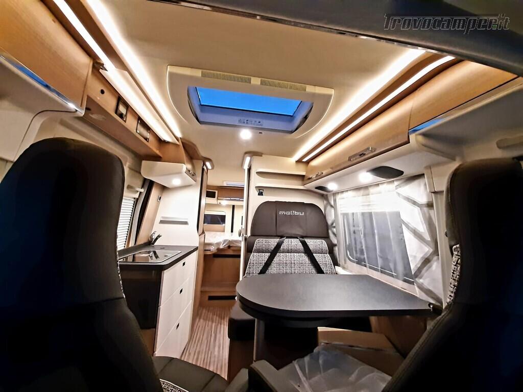 Nuovo | Malibu Van 640 Coupe nuovo  in vendita a Macerata - Immagine 4