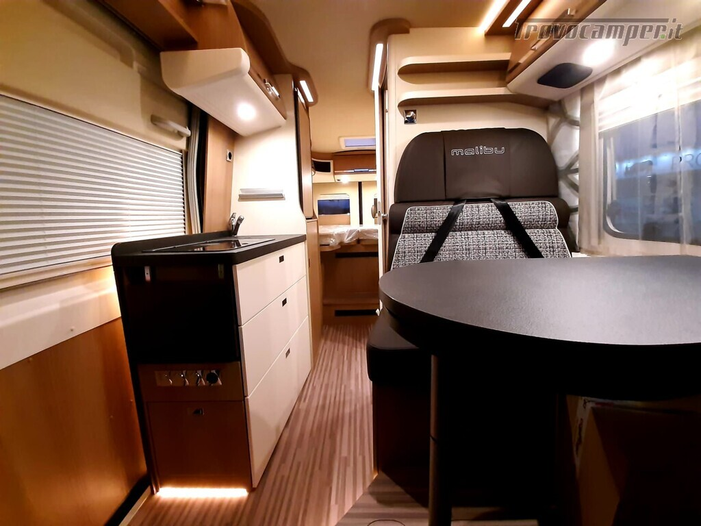 Nuovo | Malibu Van 640 Coupe nuovo  in vendita a Macerata - Immagine 7