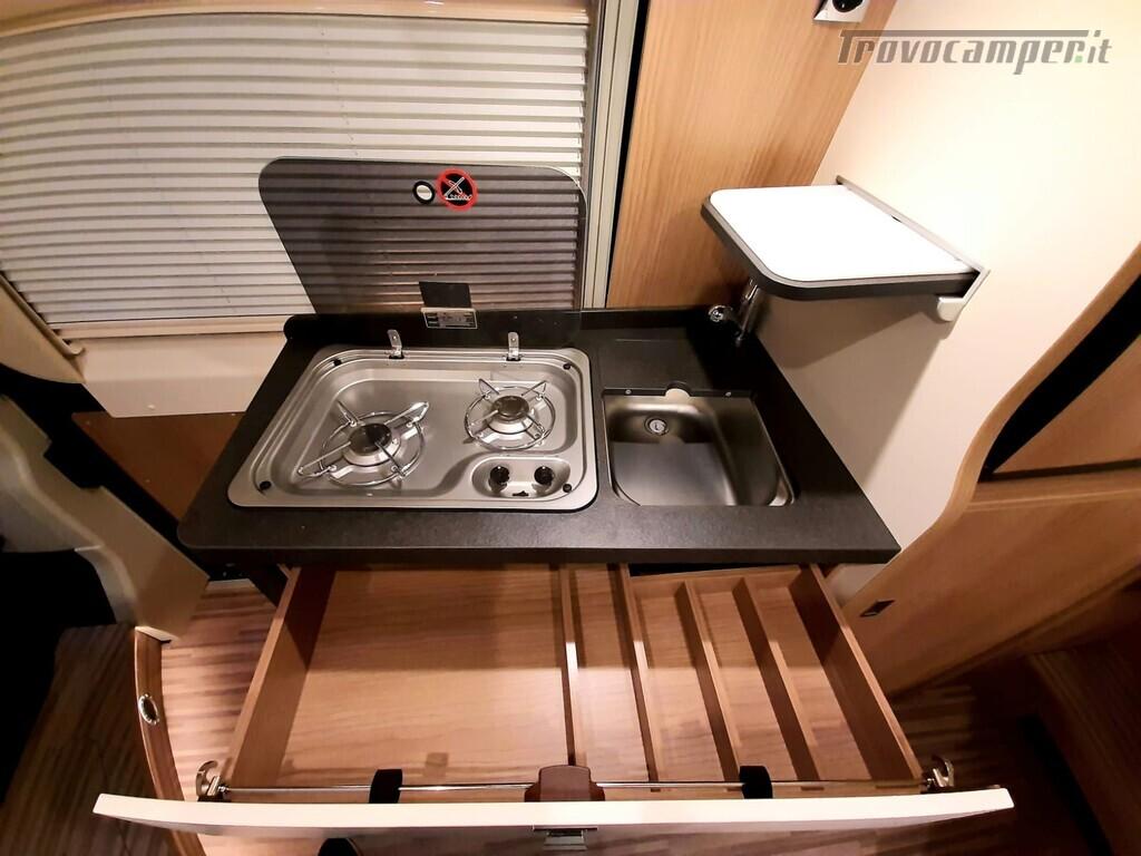 Nuovo | Malibu Van 640 Coupe nuovo  in vendita a Macerata - Immagine 8