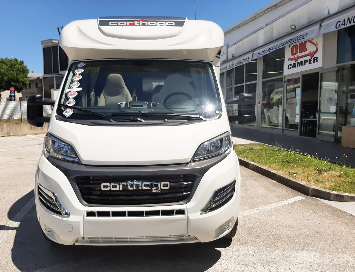 Nuovo | Carthago TOURER T 145 DB H nuovo  in vendita a Macerata - Immagine 2