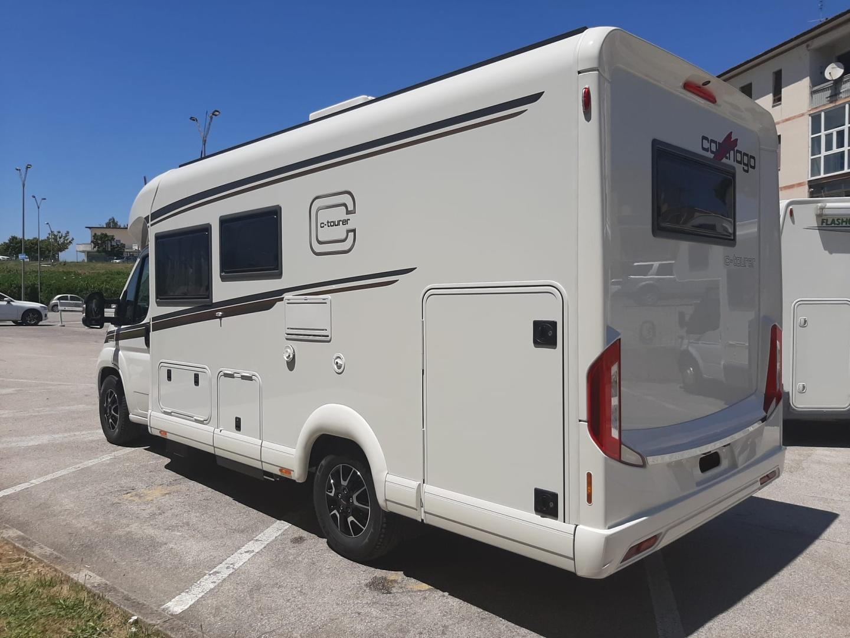Nuovo | Carthago TOURER T 145 DB H nuovo  in vendita a Macerata - Immagine 4