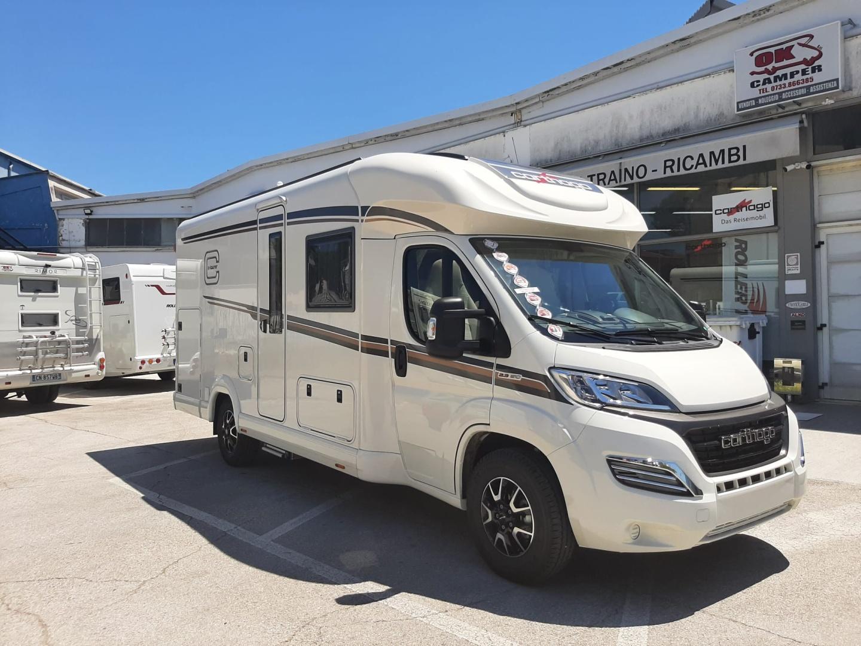 Nuovo | Carthago TOURER T 145 DB H nuovo  in vendita a Macerata - Immagine 5