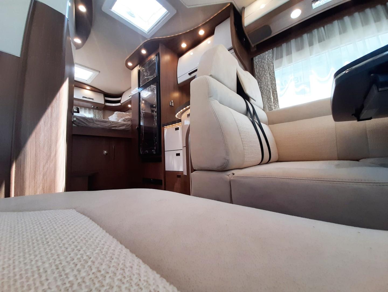Nuovo | Carthago TOURER T 145 DB H nuovo  in vendita a Macerata - Immagine 6