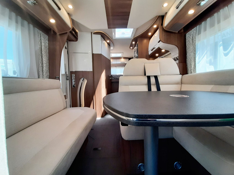 Nuovo | Carthago TOURER T 145 DB H nuovo  in vendita a Macerata - Immagine 7