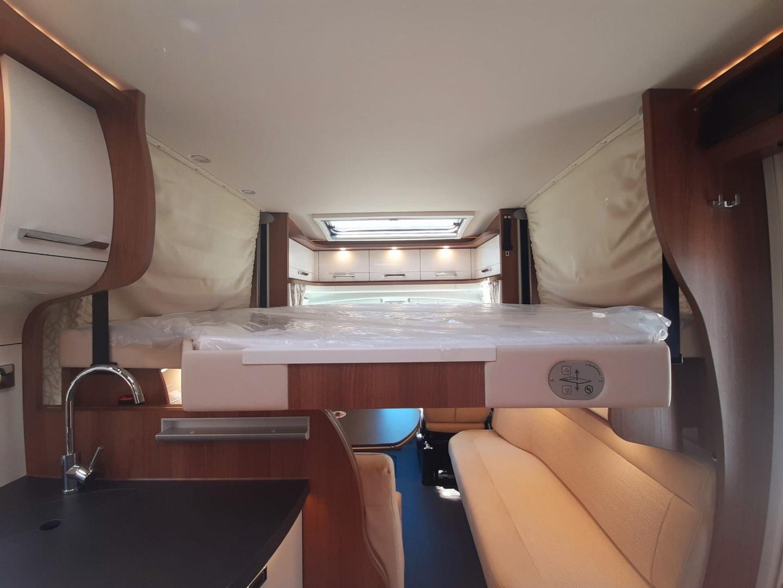 Nuovo | Carthago TOURER T 145 DB H nuovo  in vendita a Macerata - Immagine 8