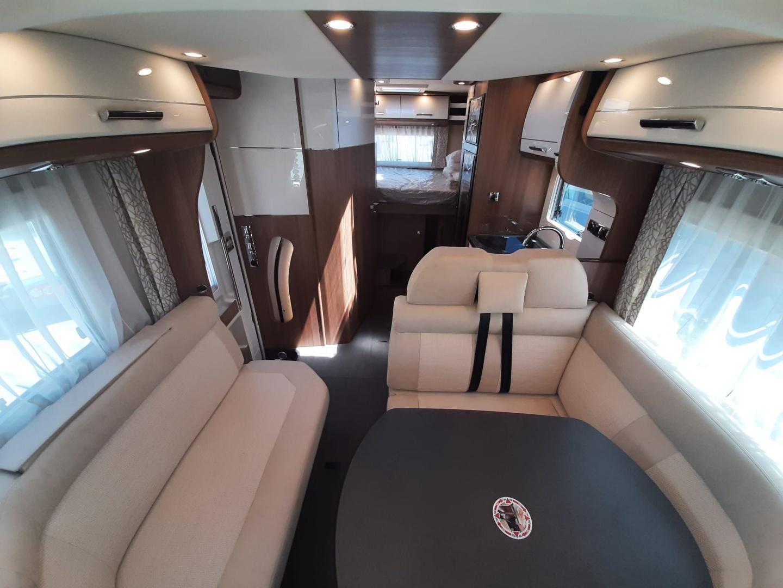 Nuovo | Carthago TOURER T 145 DB H nuovo  in vendita a Macerata - Immagine 10