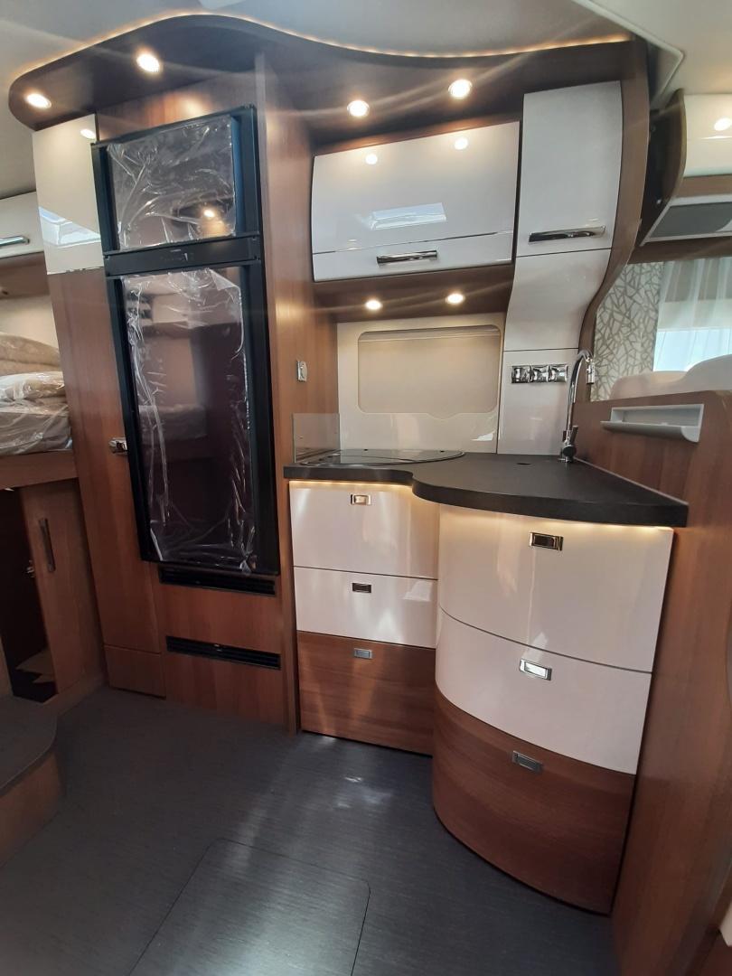 Nuovo | Carthago TOURER T 145 DB H nuovo  in vendita a Macerata - Immagine 11