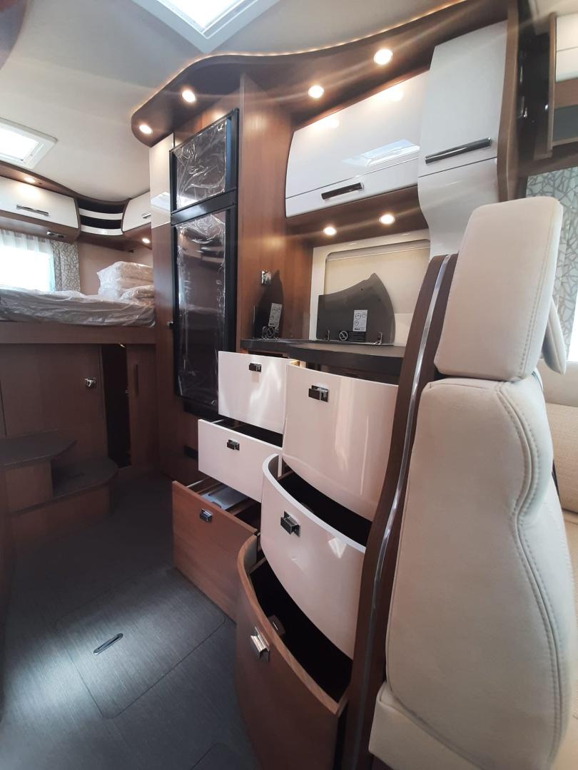Nuovo | Carthago TOURER T 145 DB H nuovo  in vendita a Macerata - Immagine 12