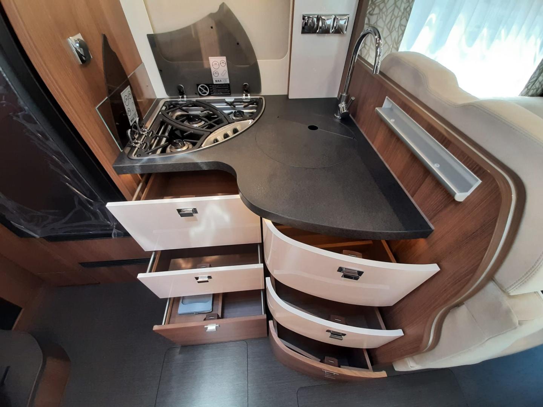 Nuovo | Carthago TOURER T 145 DB H nuovo  in vendita a Macerata - Immagine 17