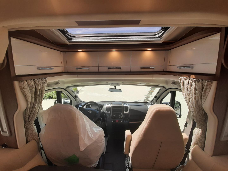 Nuovo | Carthago TOURER T 145 DB H nuovo  in vendita a Macerata - Immagine 18