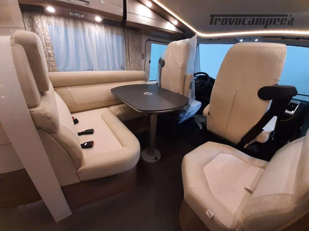 Nuovo   Carthago C-TOURER I 149 LE nuovo  in vendita a Macerata - Immagine 17