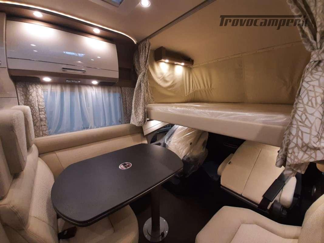 Nuovo   Carthago C-TOURER I 149 LE nuovo  in vendita a Macerata - Immagine 18
