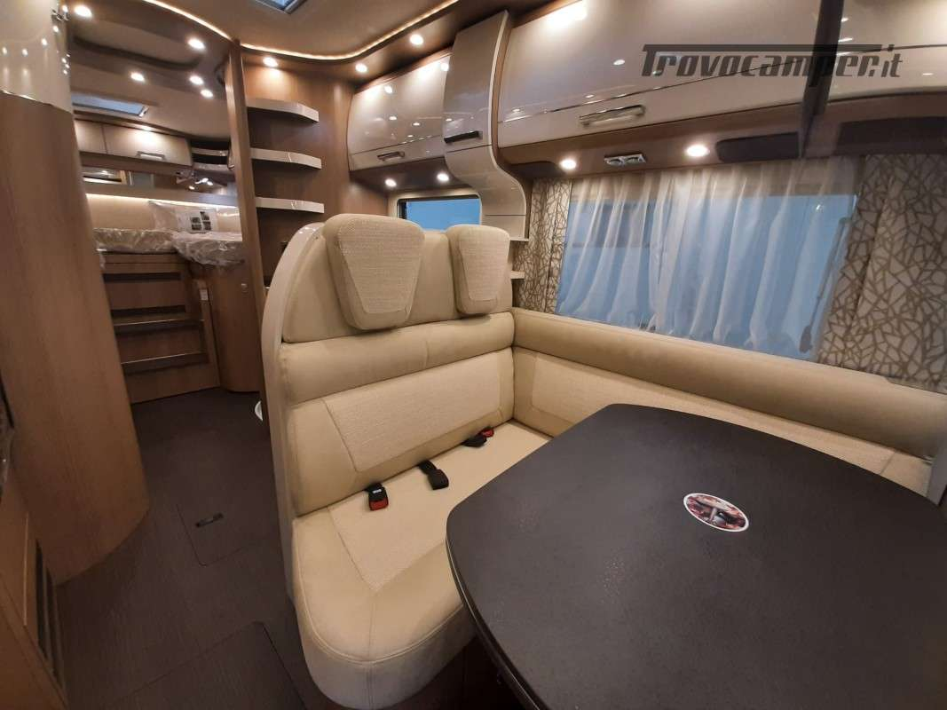 Nuovo   Carthago C-TOURER I 149 LE nuovo  in vendita a Macerata - Immagine 20