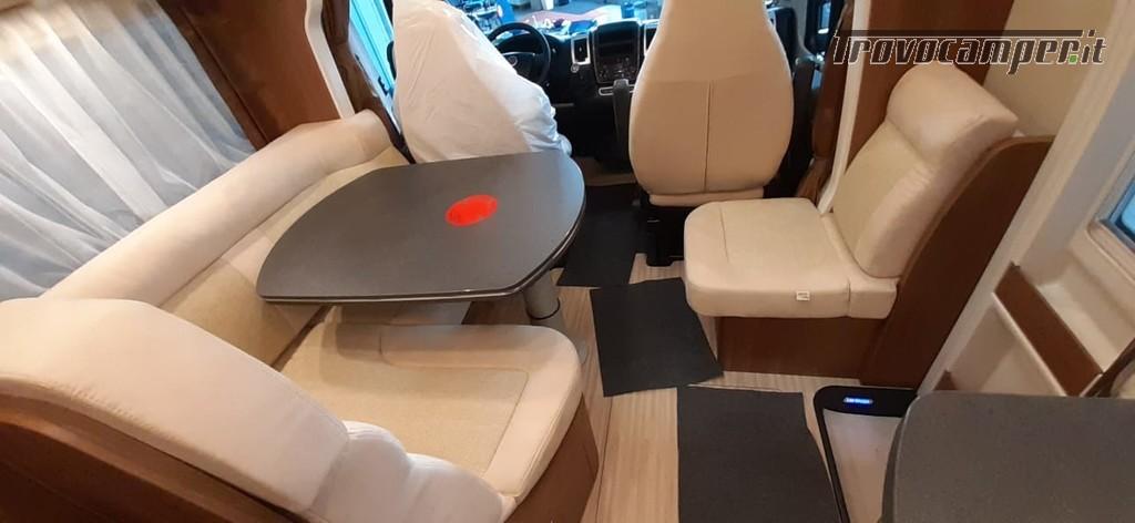 PROFILATO CON LETTI GEMELLI CARTHAGO C-TOURER T 143 LE NUOVO nuovo  in vendita a Macerata - Immagine 4