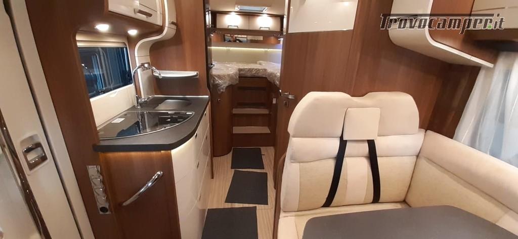 PROFILATO CON LETTI GEMELLI CARTHAGO C-TOURER T 143 LE NUOVO nuovo  in vendita a Macerata - Immagine 6