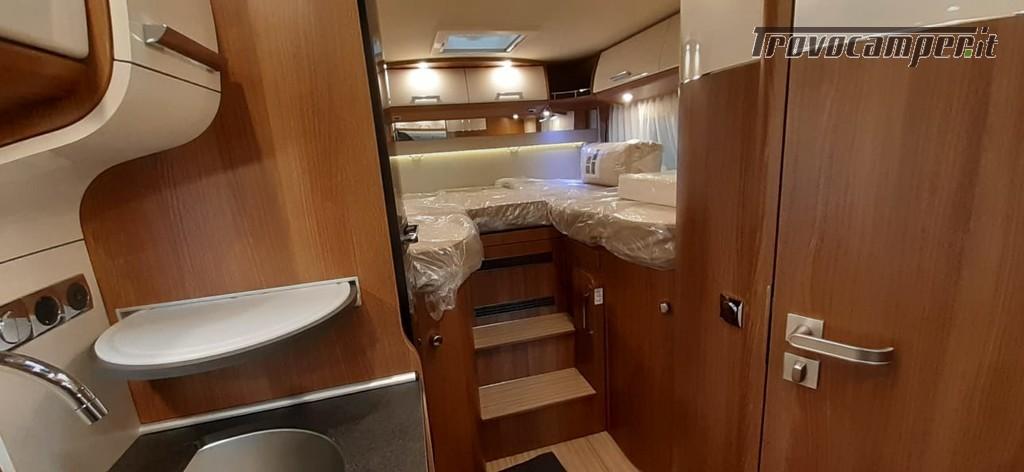 PROFILATO CON LETTI GEMELLI CARTHAGO C-TOURER T 143 LE NUOVO nuovo  in vendita a Macerata - Immagine 9