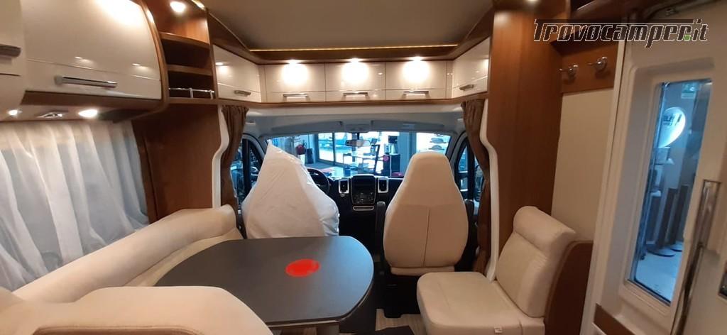 PROFILATO CON LETTI GEMELLI CARTHAGO C-TOURER T 143 LE NUOVO nuovo  in vendita a Macerata - Immagine 12
