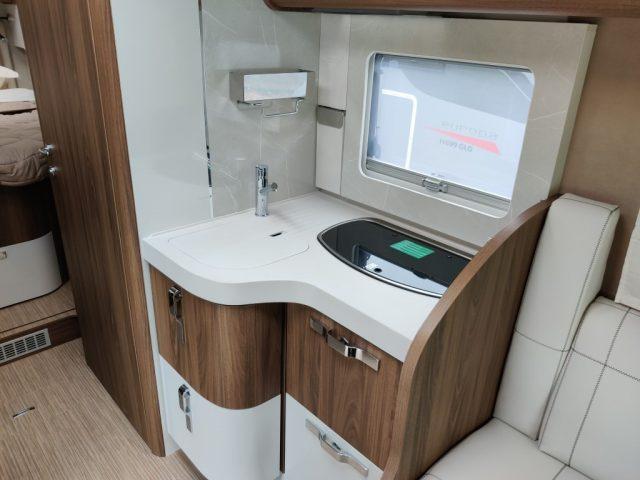 Motorhome ARCA Europa New Deal H745 GLC nuovo  in vendita a Massa-Carrara - Immagine 8