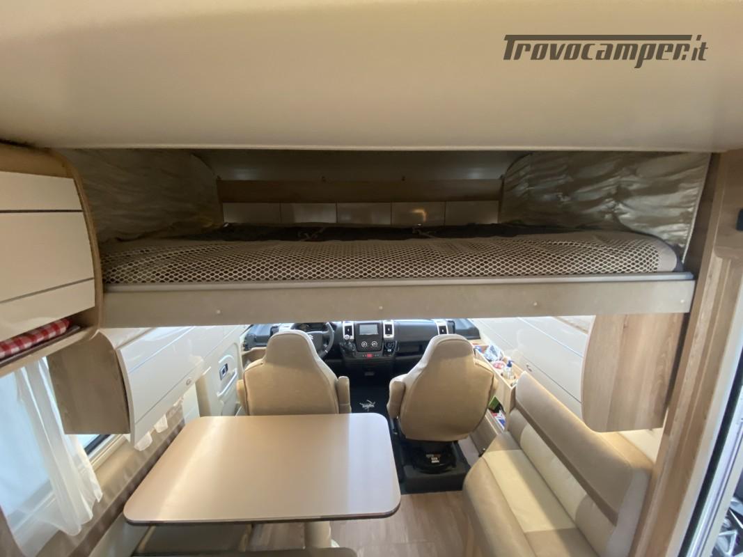 Motorhome super accessoriato semi nuovo usato  in vendita a Savona - Immagine 12