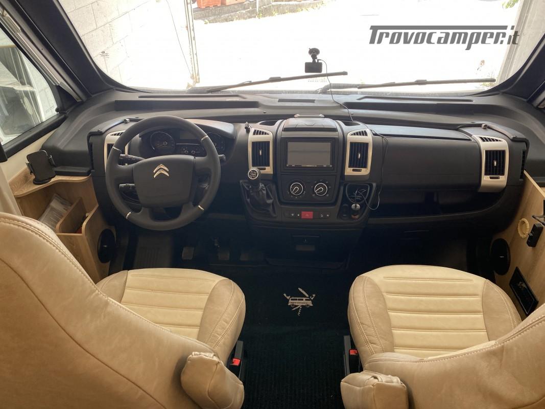 Motorhome super accessoriato semi nuovo usato  in vendita a Savona - Immagine 22