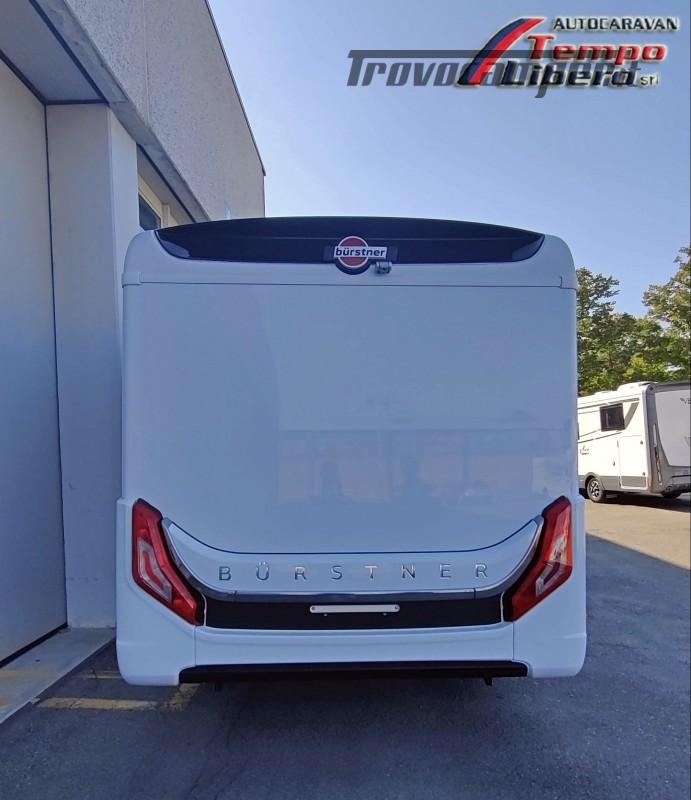 BURSTNER SEMINTEGRALE COMPATTO TRAVEL VAN T590 G CON GARAGE nuovo  in vendita a Modena - Immagine 3