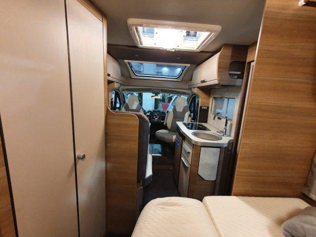 Semintegrale KNAUS VAN TI 550 MF VANSATION NUOVO SEMI nuovo  in vendita a Bergamo - Immagine 37