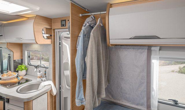 Semintegrale KNAUS VAN TI 550 MF VANSATION NUOVO SEMI nuovo  in vendita a Bergamo - Immagine 39