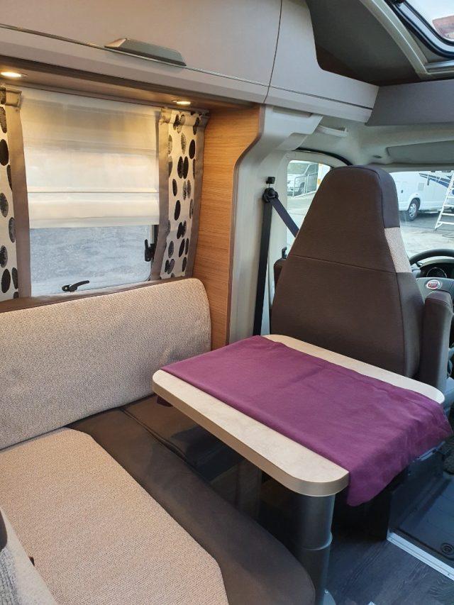 Semintegrale KNAUS VAN TI 550 MF VANSATION NUOVO SEMI nuovo  in vendita a Bergamo - Immagine 46