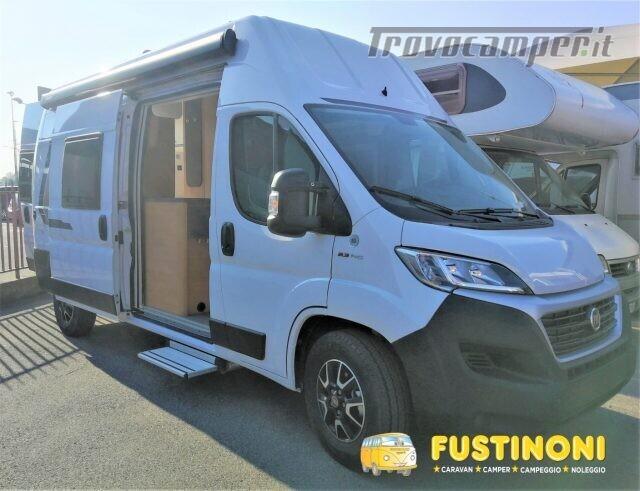 Camper puro WEINSBERG CARATOUR 600 MQ  EDITION ITALI nuovo  in vendita a Bergamo - Immagine 1