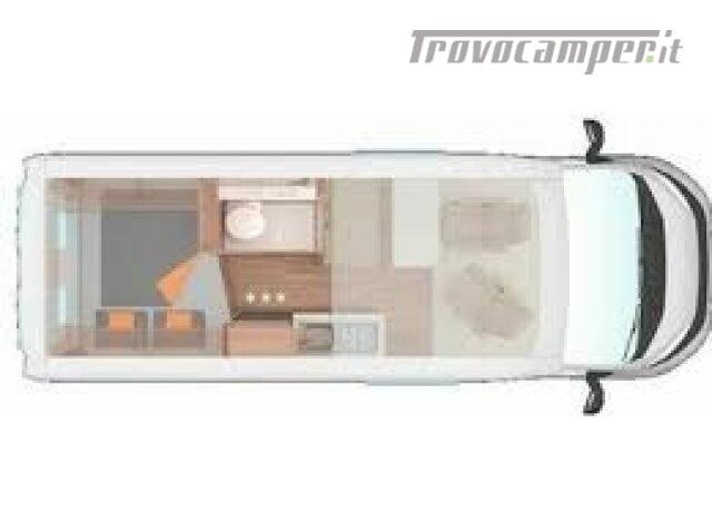 Camper puro WEINSBERG CARATOUR 600 MQ  EDITION ITALI nuovo  in vendita a Bergamo - Immagine 2