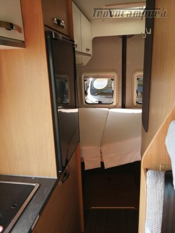 Camper puro WEINSBERG CARATOUR 600 MQ  EDITION ITALI nuovo  in vendita a Bergamo - Immagine 16