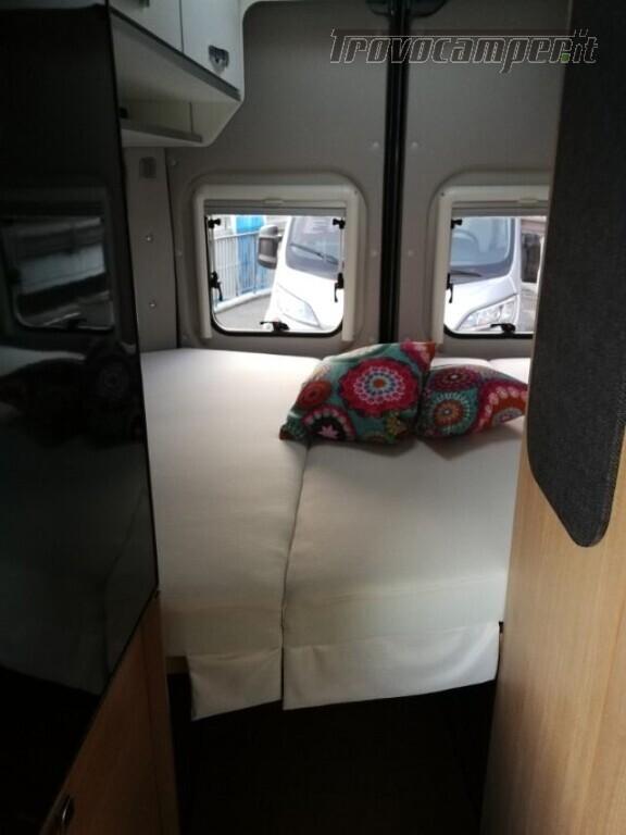 Camper puro WEINSBERG CARATOUR 600 MQ  EDITION ITALI nuovo  in vendita a Bergamo - Immagine 27