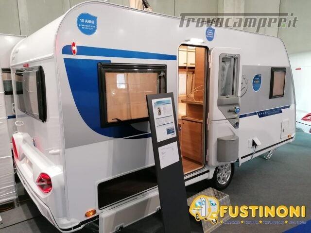 Roulotte KNAUS CARAVAN  SPORT 400 LK SILVER SELEC nuovo  in vendita a Bergamo - Immagine 1