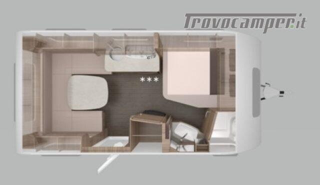 Roulotte KNAUS CARAVAN  SPORT 400 LK SILVER SELEC nuovo  in vendita a Bergamo - Immagine 2