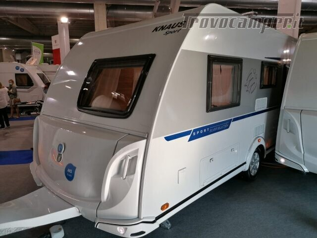 Roulotte KNAUS CARAVAN  SPORT 400 LK SILVER SELEC nuovo  in vendita a Bergamo - Immagine 12