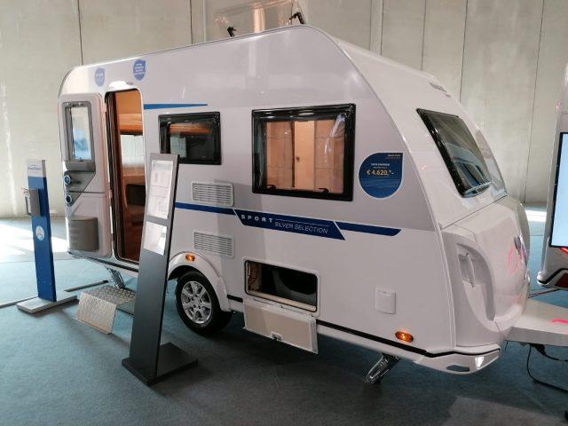 Roulotte KNAUS CARAVAN  SPORT 400 LK SILVER SELEC nuovo  in vendita a Bergamo - Immagine 25