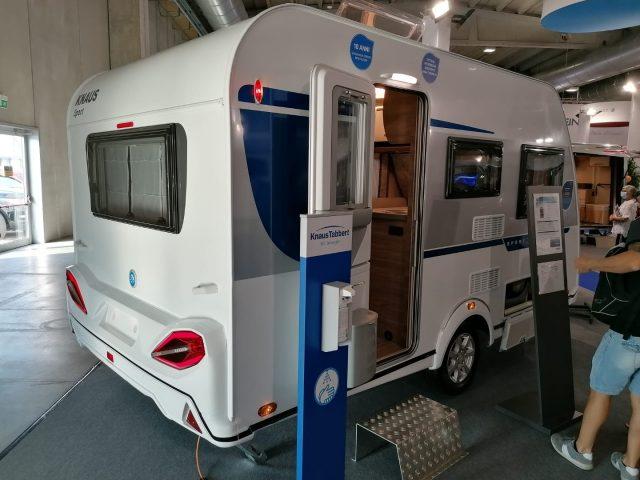 Roulotte KNAUS CARAVAN  SPORT 400 LK SILVER SELEC nuovo  in vendita a Bergamo - Immagine 26