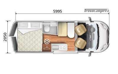Weinsberg 600 mq italian edition - furgonato con soffietto -  rif 430 nuovo  in vendita a Bolzano - Immagine 1