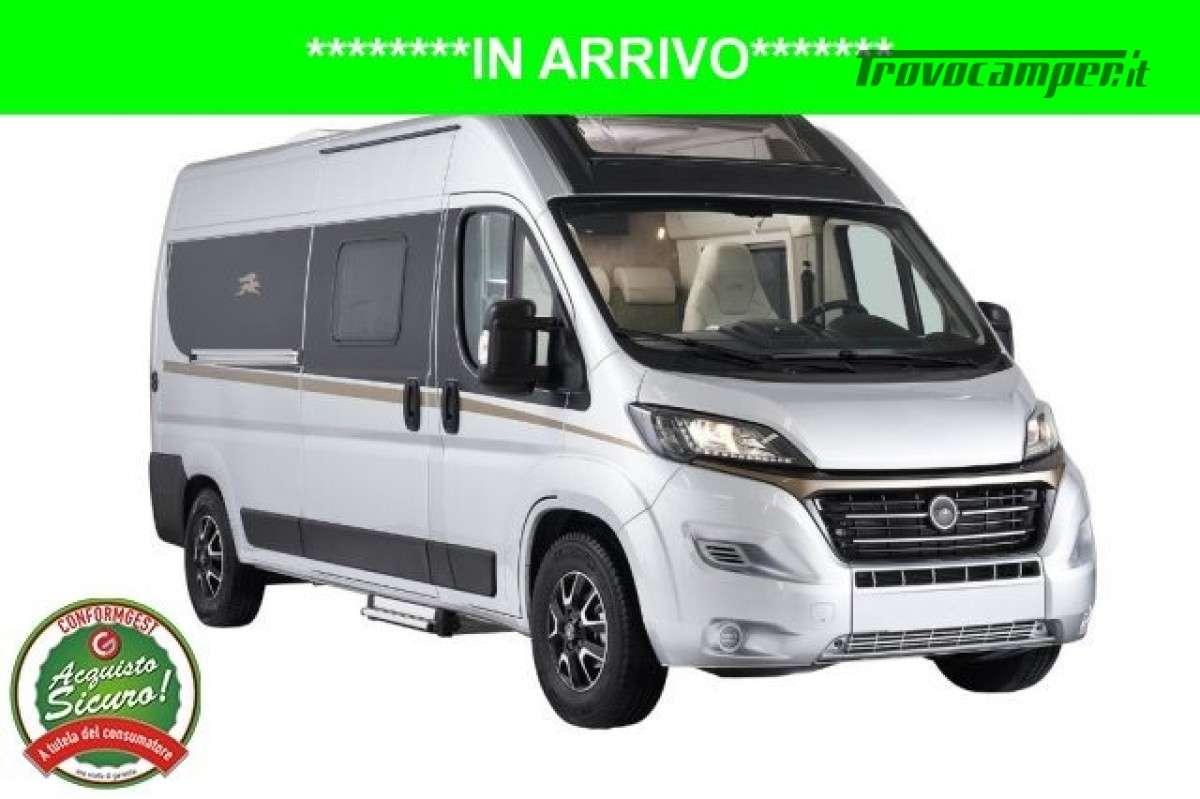 Camper puro LAIKA Camper van 600 nuovo  in vendita a Biella - Immagine 1