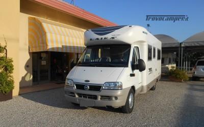 Semintegrale Laika Kreos 3008 usato  in vendita a Treviso - Immagine 1