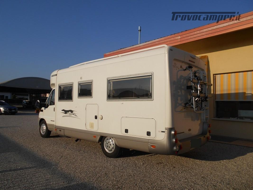Semintegrale Laika Kreos 3008 usato  in vendita a Treviso - Immagine 2