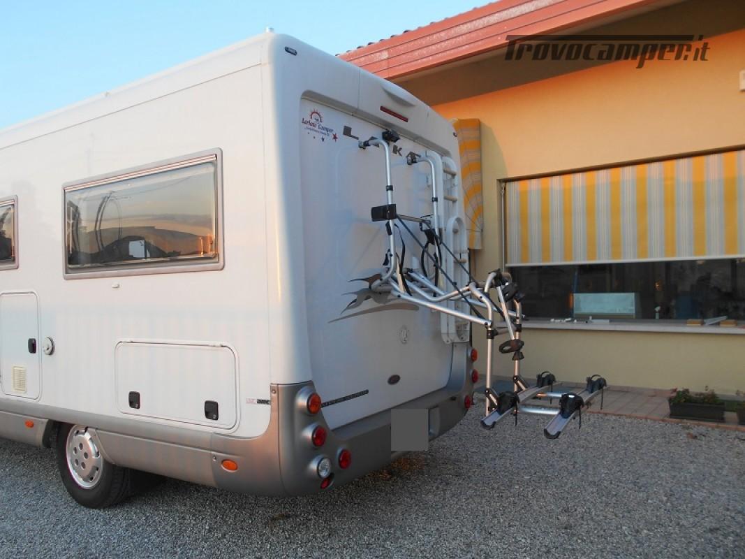 Semintegrale Laika Kreos 3008 usato  in vendita a Treviso - Immagine 5
