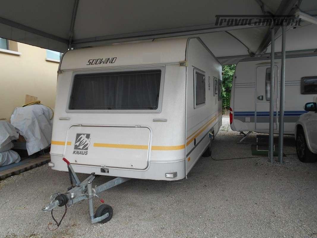 Caravan Knaus  Sudwind usato  in vendita a Treviso - Immagine 2